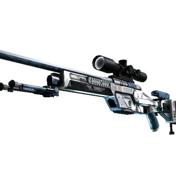 SSG 08 - Ghost Crusader