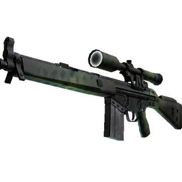 G3SG1 - Jungle Dashed