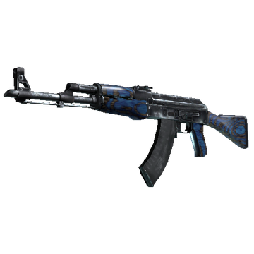 AK-47 - Blue Laminate