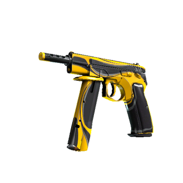 CZ75-Auto - Yellow Jacket