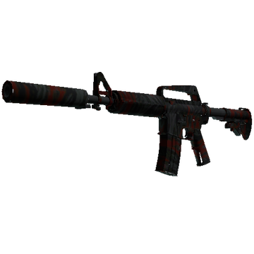 M4A1-S - Blood Tiger