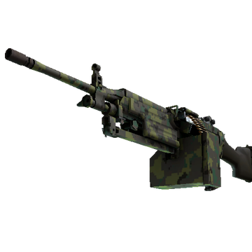 M249 - Jungle DDPAT