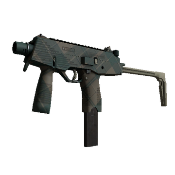 MP9 - Green Plaid