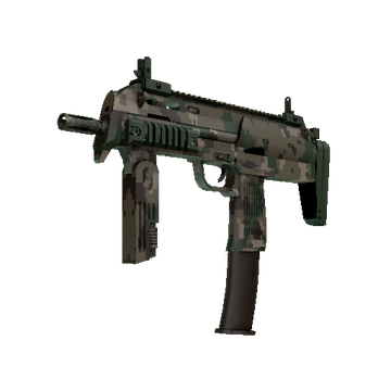 MP7 - Forest DDPAT