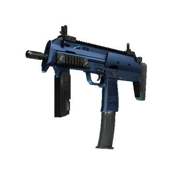 MP7 - Anodized Navy