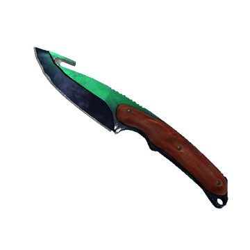 Gut Knife - Gamma Doppler