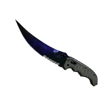 Flip Knife - Doppler