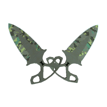 Shadow Daggers - Boreal Forest